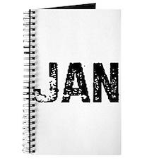 Jan Journal