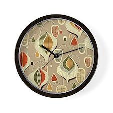 mid century modern clocks mid century modern wall clocks