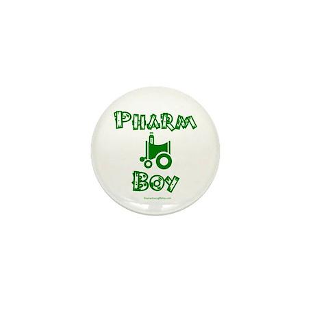 Pharm Boy Mini Button