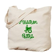 Pharm Girl Tote Bag