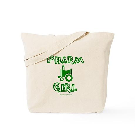 Pharm Girl Tote Bag
