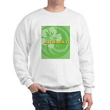 Akamai Hexagon Ornament Sweatshirt