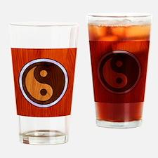 wood-yang-CRD Drinking Glass