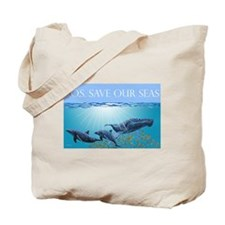 Save Our Seas Tote Bag