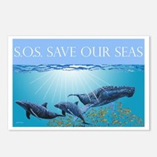 Save Our Seas Postcards (Package of 8)