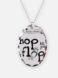 Hop til you Flop Necklace
