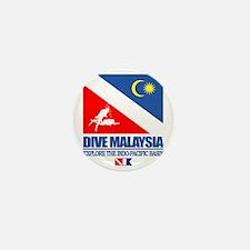 Dive Malaysia Mini Button
