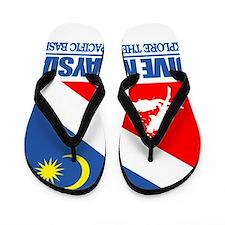 Dive Malaysia Flip Flops