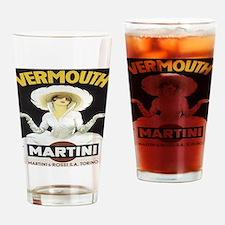 MartiniRossiAll-Over Drinking Glass