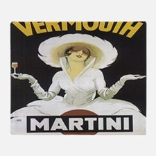 MartiniRossiAll-Over Throw Blanket