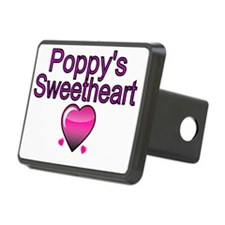 Poppys Sweetheart Hitch Cover