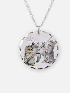Felines  Flute Necklace