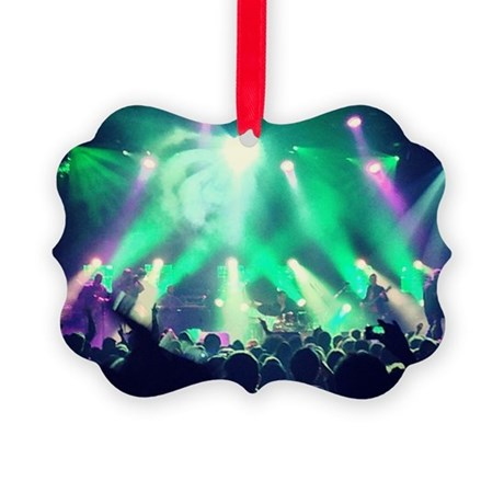 galactic with corey glover Picture Ornament