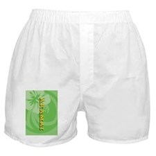 Akamai Ornament (Oval) Boxer Shorts