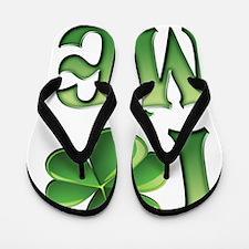 I Love Maine Flip Flops