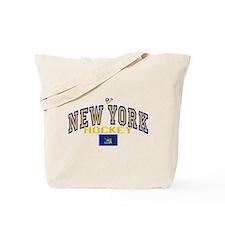 NY Hockey Tote Bag