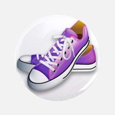 "purple sneakers 3.5"" Button"