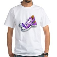 purple sneakers Shirt