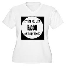 baconbutton T-Shirt