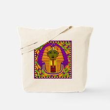 King Tut Pop Art Tote Bag
