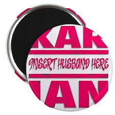 2013 KARDASHIAN PINK Magnet
