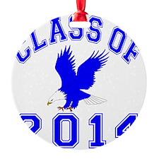 Class Of 2014 Eagle Ornament