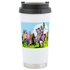 Jack the Giant Killer   Travel Mug