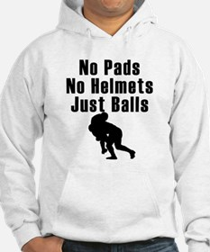 Just Balls Rugby Jumper Hoody