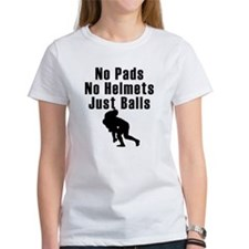 Just Balls Rugby T-Shirt