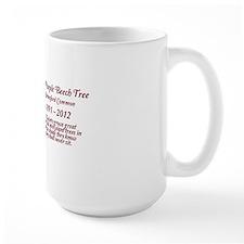 The Purple Beech Tree Mug