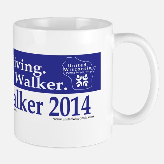 I Cant Afford Walker Mug