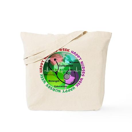 happy nurses week 2013 2 Tote Bag