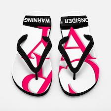 WARNING: CRAY Flip Flops