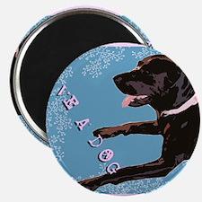 Save A Dog Magnet