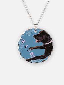 Save A Dog Necklace