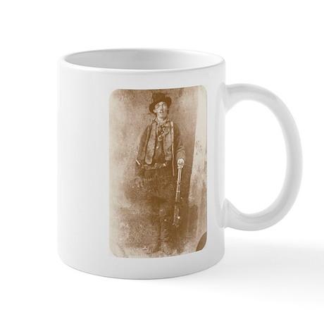 Billy The Kid Old Wild West Coffee Mug