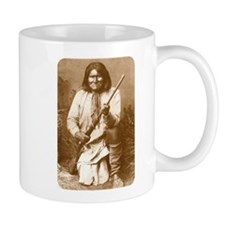 Geronimo Chiricahua Apache Chief Coffee Mug