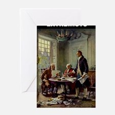 RIGHT WING EXTREMISTS 1776 Greeting Card