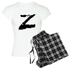 Z Shirt pajamas
