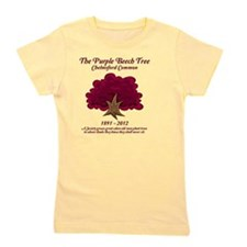 The Purple Beech Tree Girl's Tee