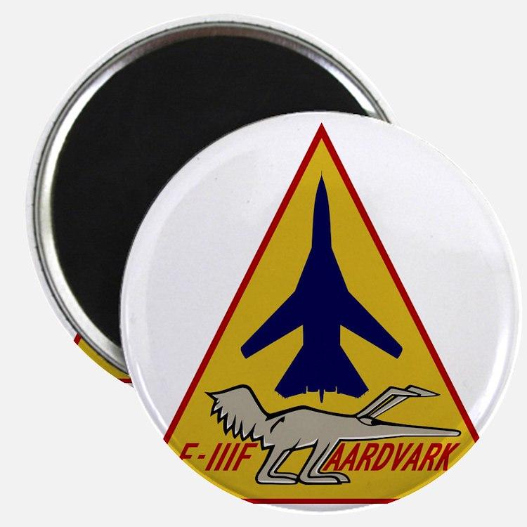 F-111F Aardvark - 494th TFS Magnet