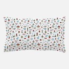Kids All Over Print T-Shirt-Robots-RGB Pillow Case