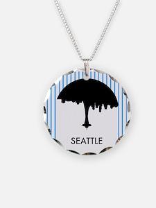 Seattle City Logo Necklace