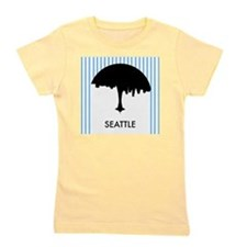 Seattle City Logo Girl's Tee