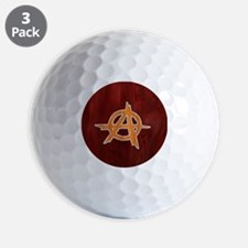 anarchy-wood-BUT Golf Ball