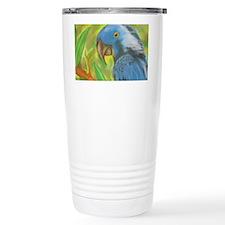 Blue Parrot Travel Mug