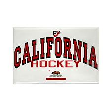 Cali Hockey Rectangle Magnet