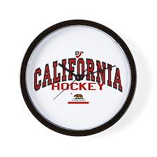Cali Hockey Wall Clock