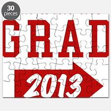I'm With Grad 2013 (right) Puzzle