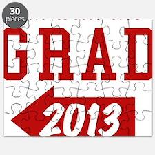 I'm With Grad 2013 (left) Puzzle